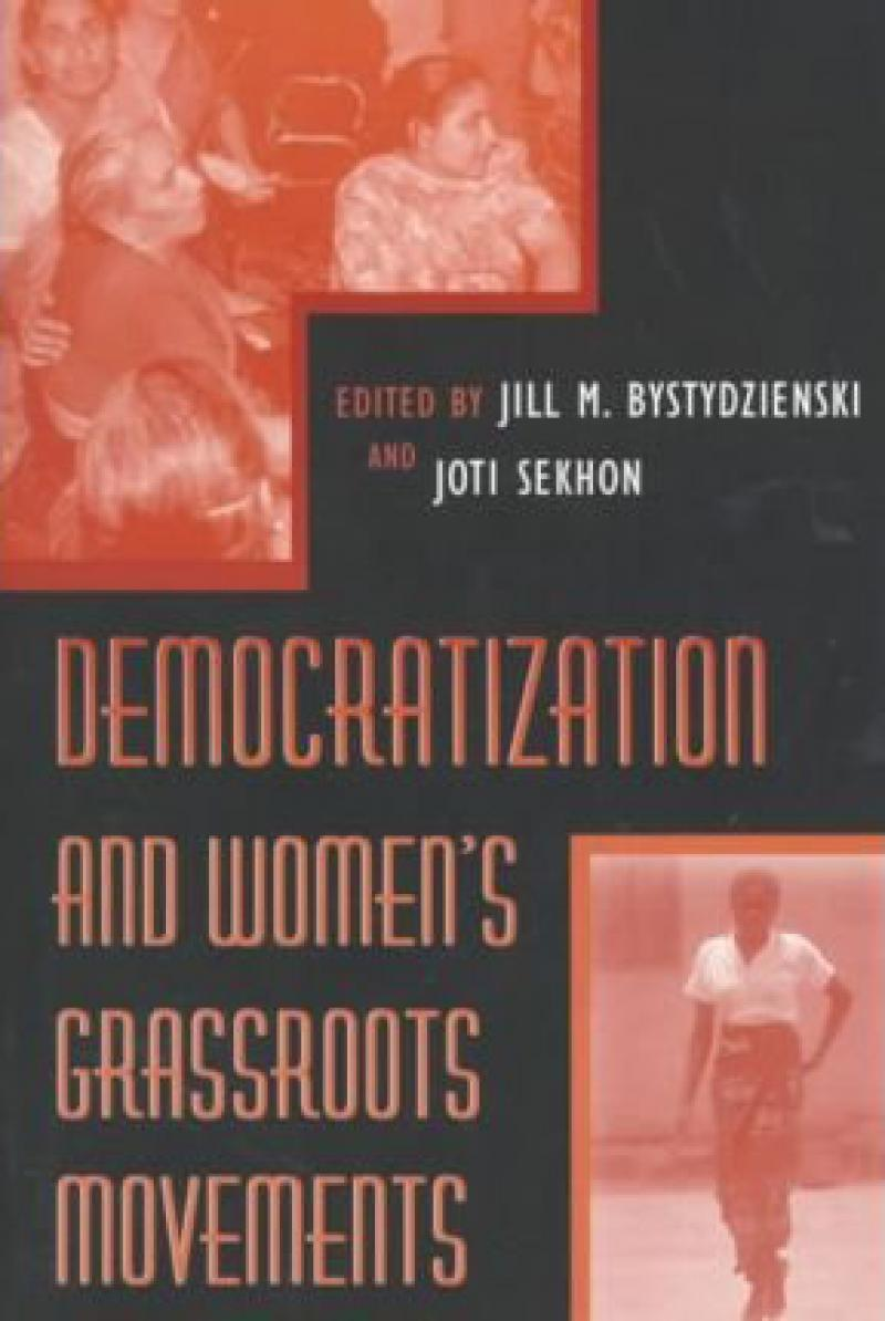Learn more about Democratization and Women's Grassroots Movements on Amazon.com.