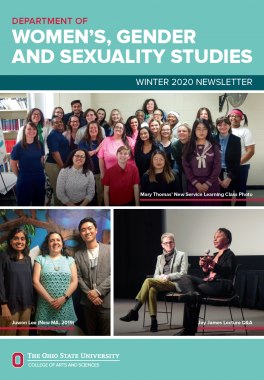 WGSS Department 2020 Newsletter