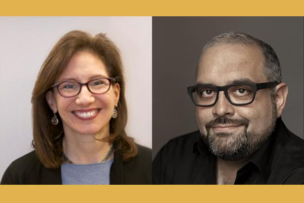 Dr. Jennifer Hirsch (left) and Dr. Shamus Khan (right) of Columbia Univeristy
