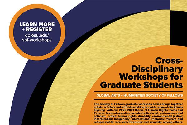 Cross-Disciplinary Workshops for Graduate Students