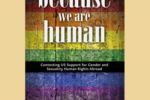 Because We Are Human book cover