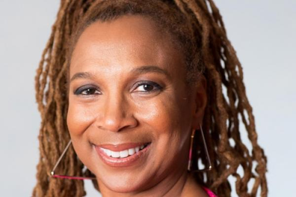 Professor Kimberlé Crenshaw (UCLA and Columbia Law School)