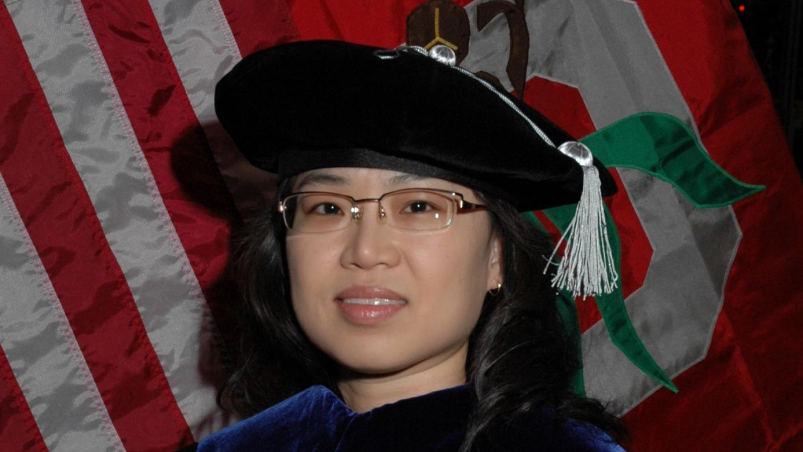 Min Sook Heo, WGSS' first doctoral graduate