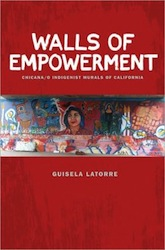 Walls of Empowerment book cover featuring a colorful mural.
