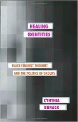 Healing Identities by Cynthia Burack on Amazon's website
