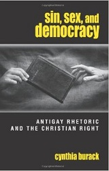 Sin, Sex, and Democracy by Cynthia Burack on Amazon's website